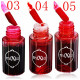 2 In 1 Waterproof Magic Dyeing Liquid Lip Gloss Face Blusher
