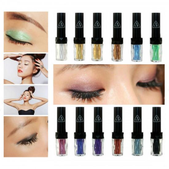 3CE Shimmering Loose Eyeshadow Powder 3 Concept Eyes 2021