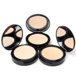 3 Colors Sugarbox Compact Face Makeup Pressed Powder Makeup
