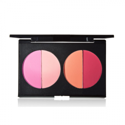 4 Colors Makeup Blush Blusher Palette Set