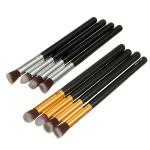 4PCS Soft Eyeshadow Eye Brushes Makeup Cosmetic Tool Makeup