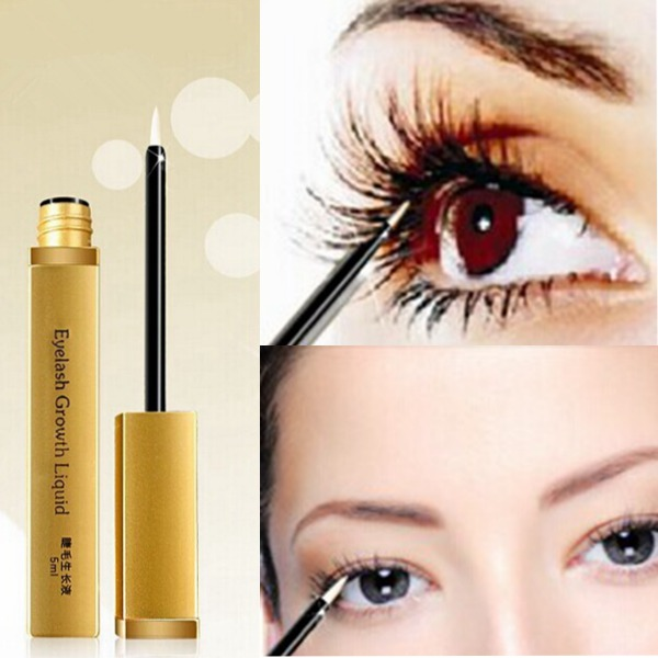 5ML Eyelash Growth Liquid Thicker Lengthening Treatment Makeup