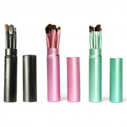 5Pcs Eyeshadow Brushes Set Cosmetic Makeup Tools