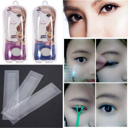 60Pairs Eye Makeup Cosmetic Invisible Double Eyelid Tape
