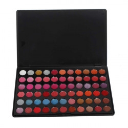 66 Colors Lip Gloss Palette