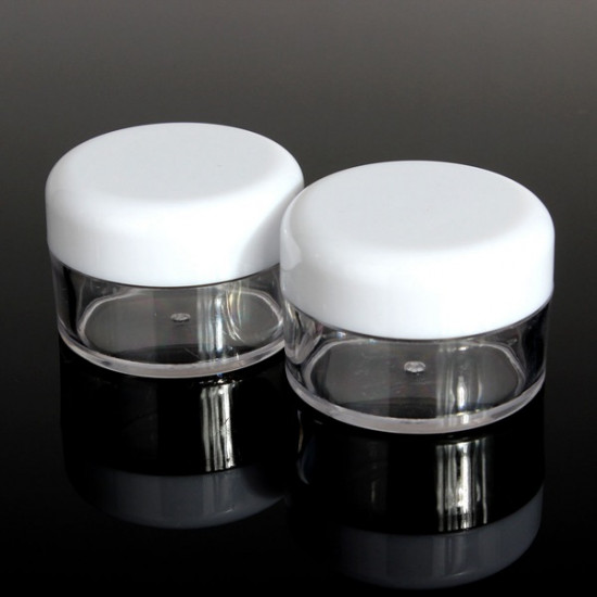 6 pcs Transparent Makeup Emulsion Liquid Empty Spray Refillable Bottle 2021