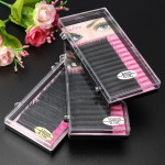 8/10/12mm Natural Soft Thick Curl False Extension Eyelashes Makeup
