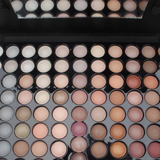 88 Colors Makeup Eyeshadow  Palette Set Kit 2021