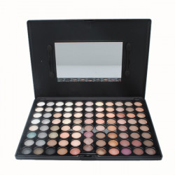 88 Colors Makeup Eyeshadow  Palette Set Kit