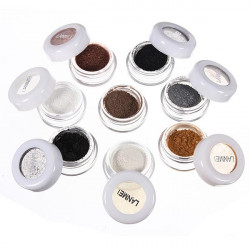 8 Color Smoking Mineral Pigment Powder Eye Shadow Makeup Set