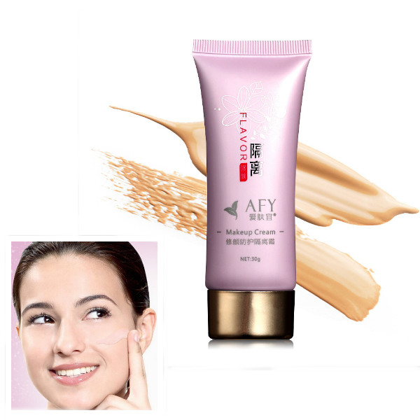 AFY Makeup Base SPF 25 PA++ Sunscreen Block Cream Makeup