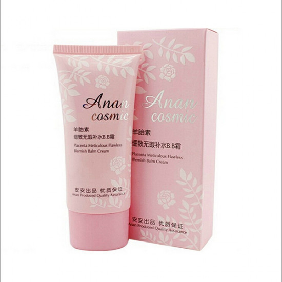Anan Placenta Meticulous Flawless Concealer Blemish Balm BB Cream 2021