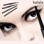 BALALA Waterproof Eyebrow Pencil Ready-To-Use Eye Makeup Pencils Makeup