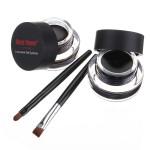 Black Brown Waterproof Eyeliner Cream Gel Eyes Makeup Makeup