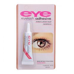 Black Eyelashe Glue Adhesive For False Eye Lash Double Eyelid