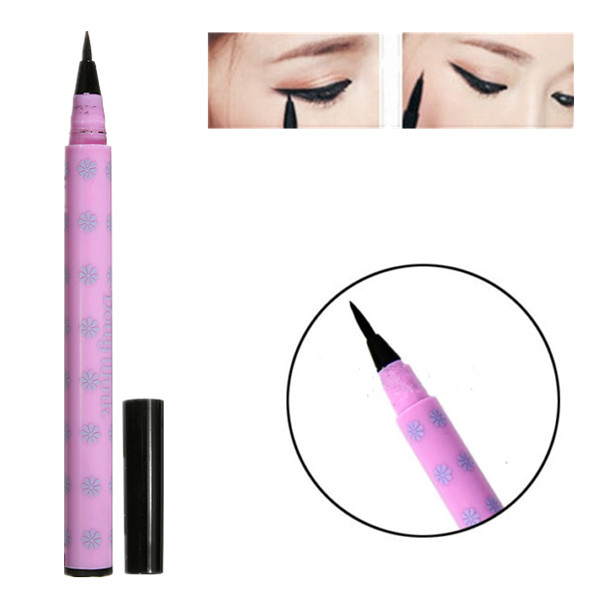 Black Makeup Liquid Eyeliner Pen Lasting Eye Liner Pencil Makeup