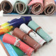Canvas Wrap Roll Up Makeup Cosmetic Brushes Pouch Holder Pen Bag 2021