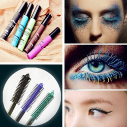 Cosmetic Cosplay Waterproof Curling Eyelash Mascara Lengthening
