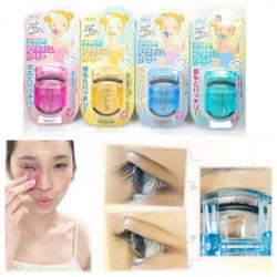 Cute Mini Portable Eyelash Curler Lashes Curling Tool