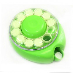 DIY Mask Makeup Beauty Tools Compressed Facial Mask Container