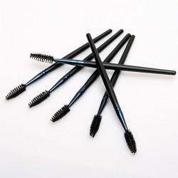 Disposable Mascara Eyelashes Brushes Wand Applicator