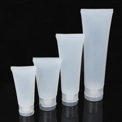 Empty Cosmetic Cream Lotion Containers Plumbing Plastic Tube