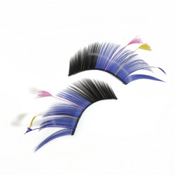 Exaggerate False Eyelashes