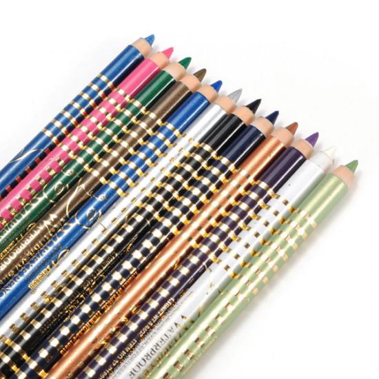 Eyeshadow Eyeliner Pencil Set 2021