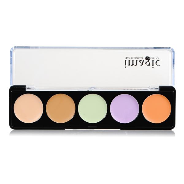 IM 5 Colors Makeup Concealer Camouflage Palette