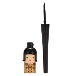 Japanese Doll Black Waterproof Liquid  Eyeliner Gel Makeup