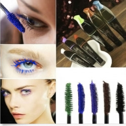 Lengthening Waterproof Mascara Eyelash Makeup Cosmetic