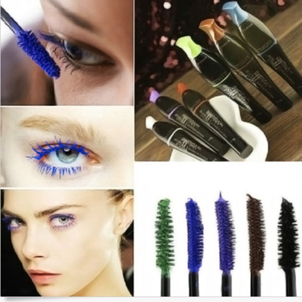 Lengthening Waterproof Mascara Eyelash Makeup Cosmetic Makeup