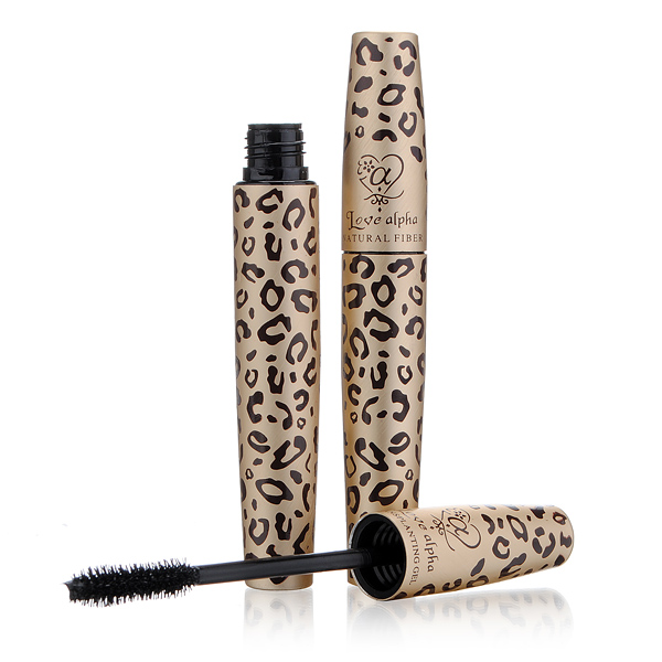 Leopard Print Prolong Thickening Eyelash Mascara Eye Makeup Cosmetic Makeup