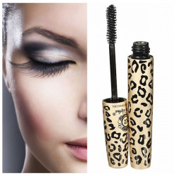 Leopard Waterproof Mascara Lengthening Thicker Eyelash Gel