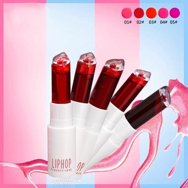 Long Lasting Waterproof Moisturize Peel Off Type Liquid Lip Gloss Makeup