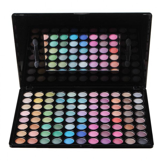 MSQ 88 Colors Makeup Cosmetic Eyeshadow Palette Shimmer Mix Matte 2021