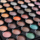 MSQ 88 Colors Makeup Cosmetic Shimmer Eyeshadow Palette Rock Metal 2021