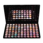 MSQ 88 Colors Makeup Cosmetic Shimmer Eyeshadow Palette Rock Metal Makeup