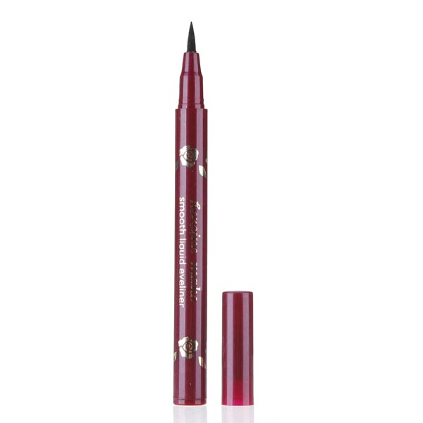 Makeup Black Waterproof Smooth Fineline Liquid Eyeliner Pen Makeup