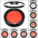Makeup Bright Shimmer Blush Cheeks Blusher Powder 8 Shades