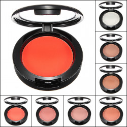 Makeup Bright Shimmer Blush Cheeks Blusher Powder 8 Shades