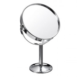 Makeup Cosmetic Dual Side Normal Magnifying Stand Mirror