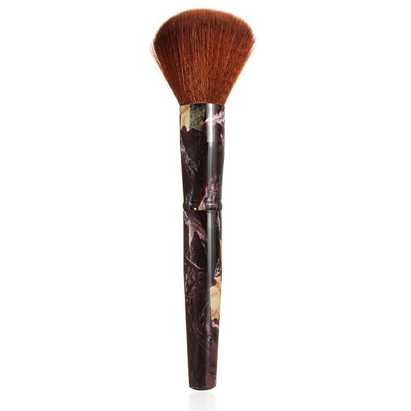 Makeup Cosmetic Fiber Blush Face Powder Foundation Blusher Brush Makeup