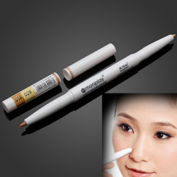 Makeup Dark Circle Acne Natural Color Ivory White Concealer Pen