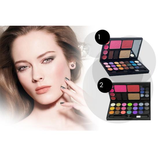 Makeup Eyeshadow Blush Palette 2021