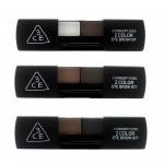 Makeup Waterproof Eyebrow Brow Powder With Brush 2 Colors Makeup
