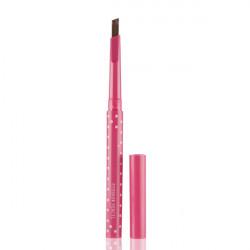 Natural Automatic Rotating Square Eyebrow Pencil Pen 3 Colors