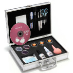 New Pro False Eyelashes Eye Lash Extension Set Kit Case Makeup Tool