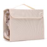 Portable Nylon Foldable Travel Wash Cosmetic Storage Bag Makeup