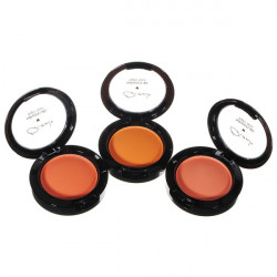 Professional Makeup Cosmetic Bright Face Powder Blush Blusher 3 Color